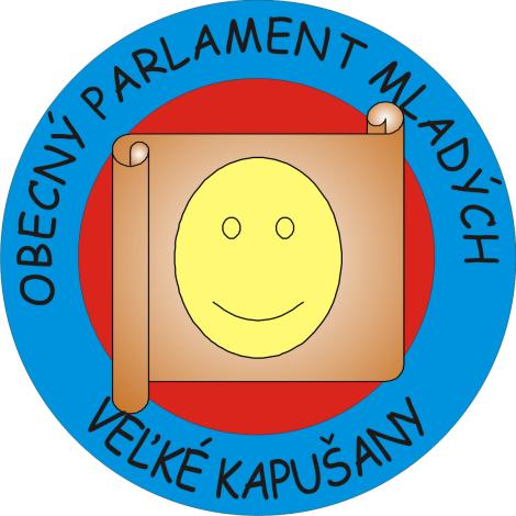 Logo Obceny parlament Velke Kapusany